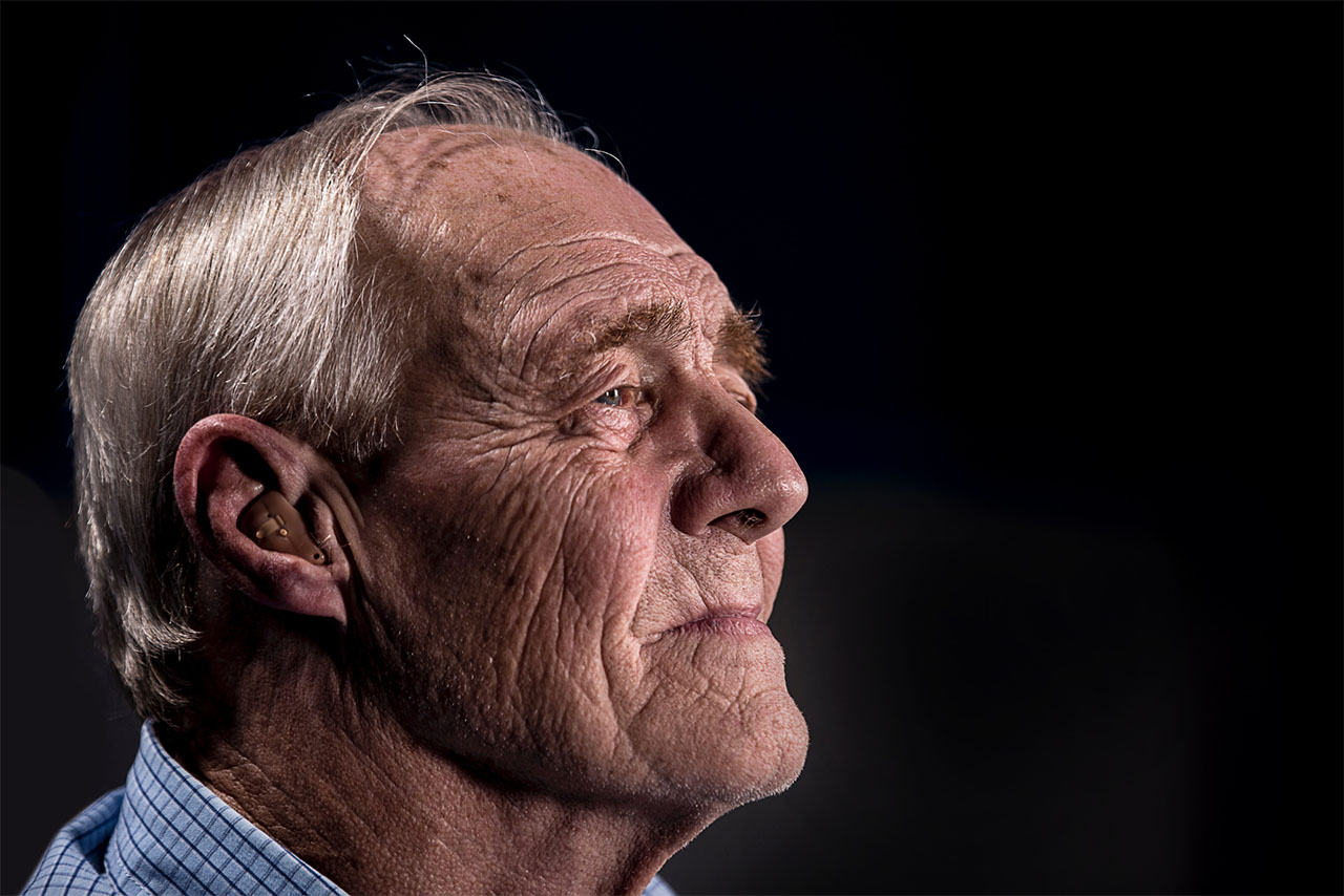elderly care for grandparents with hearing loss