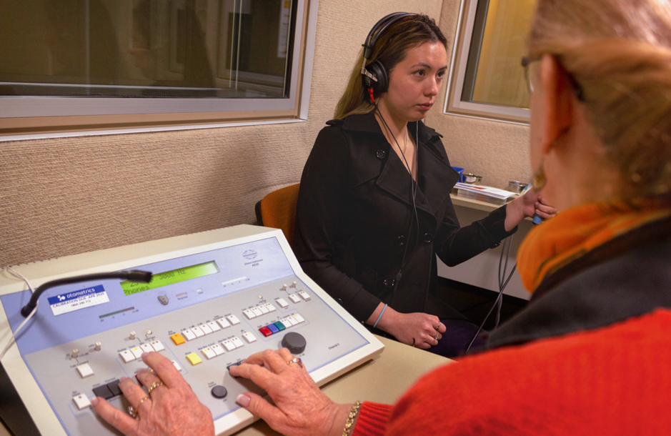 Different types of hearing tests and assessments