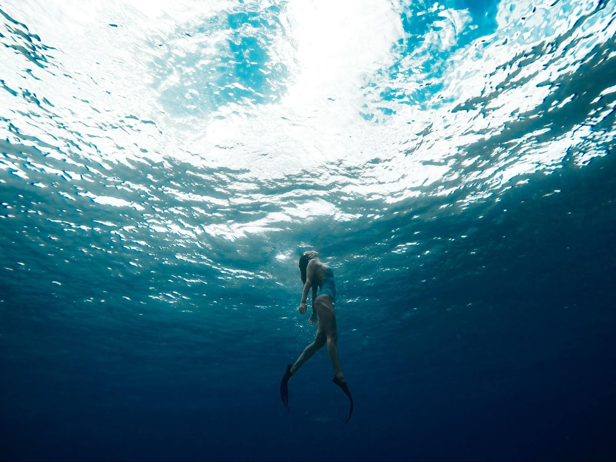 Ear pain & diving: why your ears hurt underwater