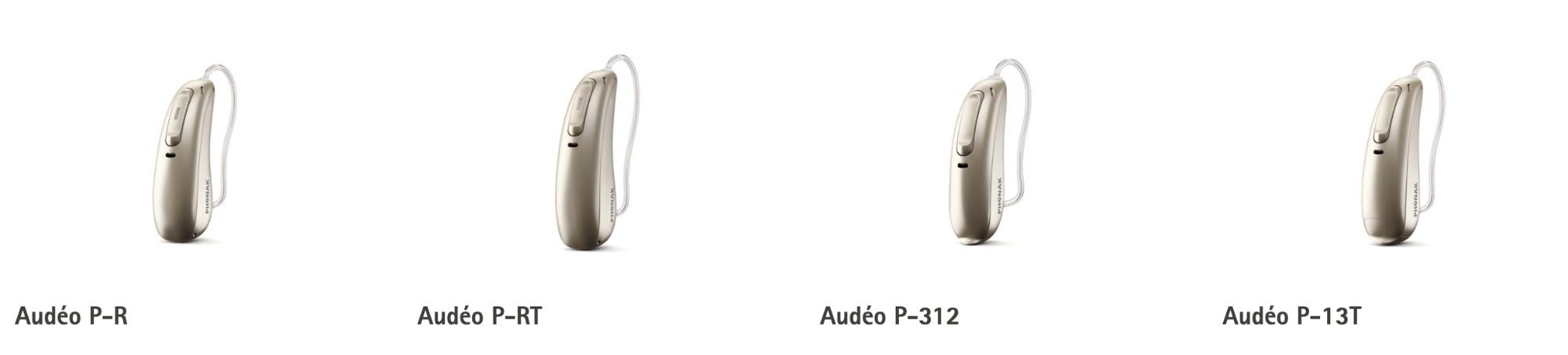phonak audeo range