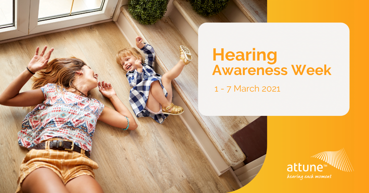 Hearing awareness week | how attune is helping achieve quality hearing care for all