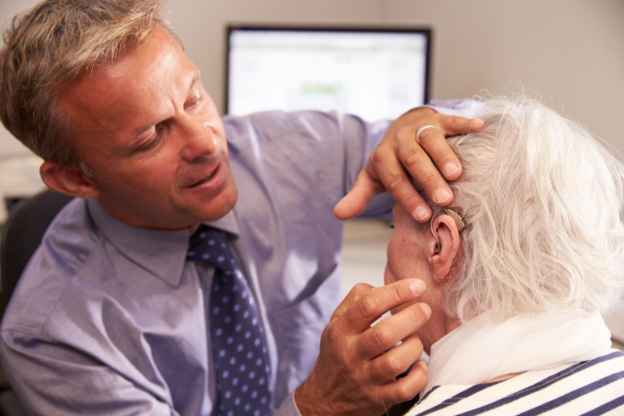 hearing aids testing