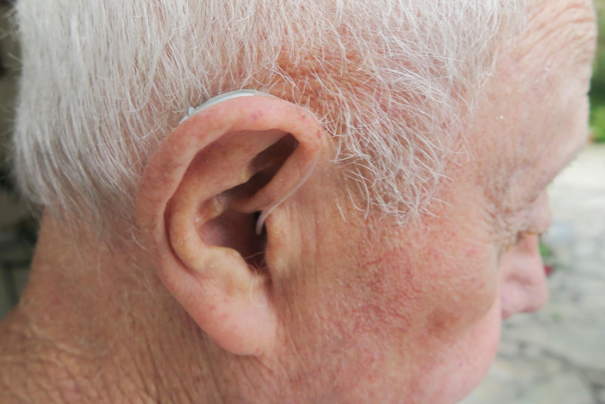 What is the latest hearing aid technology on the market?